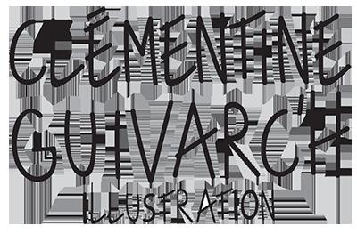 Clémentine Guivarc'h Illustration